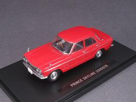 Prince Skyline 2000 GTB Type S50 1965 rot