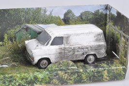 Ford Transit MK I (UK) 1965-1978 Hidden Treasure/auf alt getrimmt