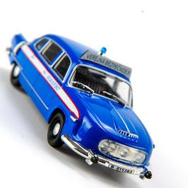 Tatra 603 Phase I 1956-1963 Police Tschechoslowakei blau / weiss / rot