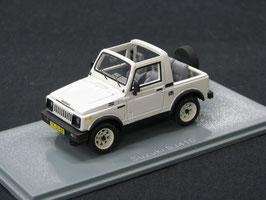 Suzuki SJ 410 Cabriolet 1982-1985 weiss