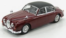 "Jaguar Mark II 1959-1969 ""TV-Serie Inspector Morse 1987-2000 dunkelrot / schwarz"
