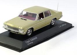 Opel Admiral B 1969-1976 Sierrabeige