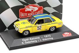 Opel Ascona A #52 Rallye Monte Carlo 1973 S. Osterberg / I . Edenrnig