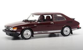 Saab 99 Combi Coupé Turbo 1978-1980 Kardinal rot / weiss