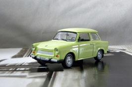 Trabant 601 Limousine 1964-1990 hellgrün