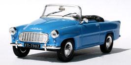 Skoda Felicia Cabriolet 1959-1964 blau