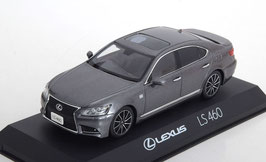 Lexus LS460 USF40 Phase III F-Sport 2015-2018 RHD dunkelgrau met.