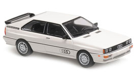 Audi Quattro Phase I 1980-1982 weiss