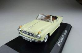 Borgward Isabella Coupé Cabriolet 1957- 1961 creme