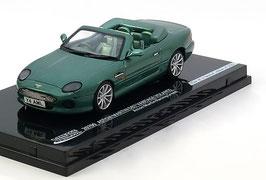 Aston Martin DB7 Vantage Volante 2000-2003 Racing green met.