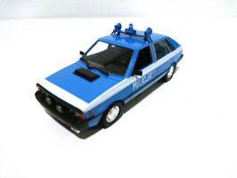 FSO Polonez Phase I 1978-1986 Milicja blau / weiss