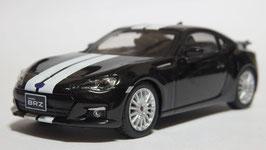 Subaru BRZ Coupé 2013 RHD schwarz / weiss