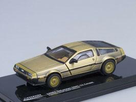 DeLorean DMC-12 1981-1982 matt-gold met.