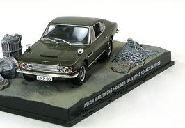 Aston Martin DBS 1967-1972 grün met. James Bond 007 Edition
