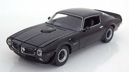 Pontiac Firebird Trans Am 1972 schwarz