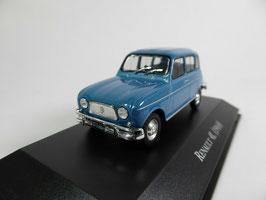 Renault 4 L Phase I 1961-1968 blau met.