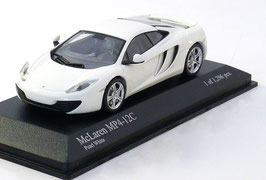 McLaren MP4-12C 2011-2014 Pearl White