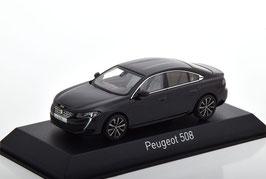 Peugeot 508 Berline seit 2018 schwarz