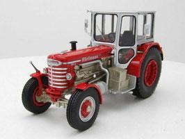 Hürlimann DH-6 Traktor 1969-1970 rot / silber