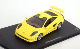 Lamborghini Cala Concept Car Salon Genf 1995 gelb