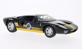 Ford GT Concept Car #6 2002 schwarz / gelb