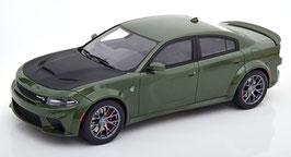 Dodge Charger SRT Hellcat Widebody 2020 dunkelgrün met. / matt-schwarz
