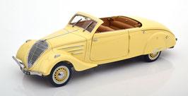 Peugeot 402 Eclipse 1936 beige