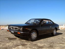 Lancia Beta Coupé Phase IV 1981-1984 schwarz
