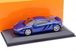 McLaren 12C 2011-2014 dunkelblau met.
