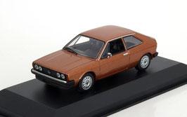 VW Scirocco I Phase I 1974-1977 braun met.