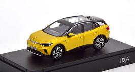 VW ID.4 Electric SUV seit 2021 gelb met.
