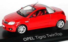 Opel Tigra TwinTop 2004-2009 rot / silber