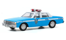 """Chevrolet Caprice 1990 """"New York City Police Department NYPD blau / weiss"""""""