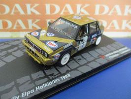 Lancia Delta Integrale #1 Rally Elpa Halkidikis 1988 F.Tabaton / L.Tedeschini