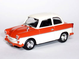 Trabant P50 Limousine 1957-1962 orange / beige