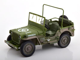 "Jeep Willys MB 1942-1945 ""US Army Dirty Look oliv"""