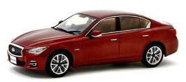 Infiniti Q50/Nissan Skyline 350GT Hybrid V37 seit 2013 Rediant red met.