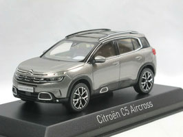 Citroën C5 Aircross seit 2018 Platingrau met.