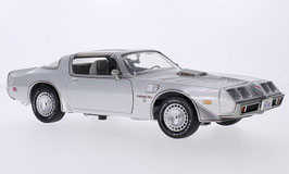 "Pontiac Firebird Trans Am II Phase III 1979-1981 silber met. / Decor ""Film Joe Dirt"""