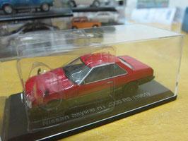 Nissan Skyline HT 2000 RS R30 1981-1985 rot / schwarz