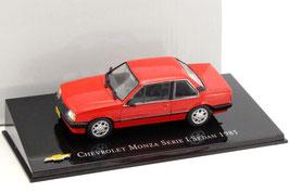 Chevrolet Monza Phase I 1982-1991 rot / Brasil
