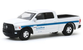 Dodge RAM 2500 Pick Up Doka 2009-2018 weiss / blau / schwarz