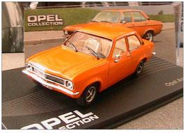 Opel Ascona A 1970-1975 2-Türer orange