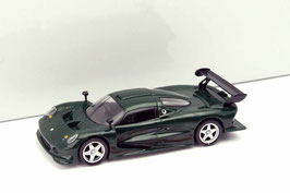 Lotus Elise GT1 1997 grün