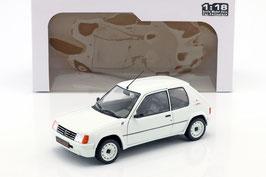 Peugeot 205 Rallye 1.3 1988-1991 weiss