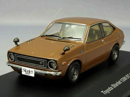Toyota Starlet 1200 ST Coupé 1973-1978 dunkelbraun met.