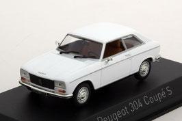 Peugeot 304 Coupé S 1972-1975 Alaska weiss