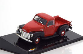 Chevrolet 3800 Pick Up 1950 rot /schwarz Brasil