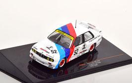 BMW M3 E30 #52 ETCC 1988 J. Laffite / W. Vogt