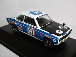 Hillman Avenger GT #61 Chrysler Dealer Team BTCC Champion 1974 Bernard Unett